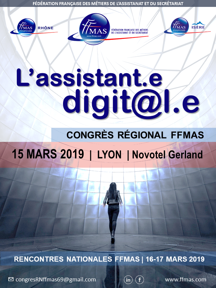Read more about the article Evènement 3 en 1 en Mars 2019 à Lyon !