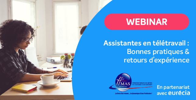 Read more about the article Une 1ère expérience Webinar réussie !