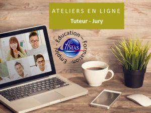 Read more about the article Ateliers en ligne   Devenez Jury ou Tuteur