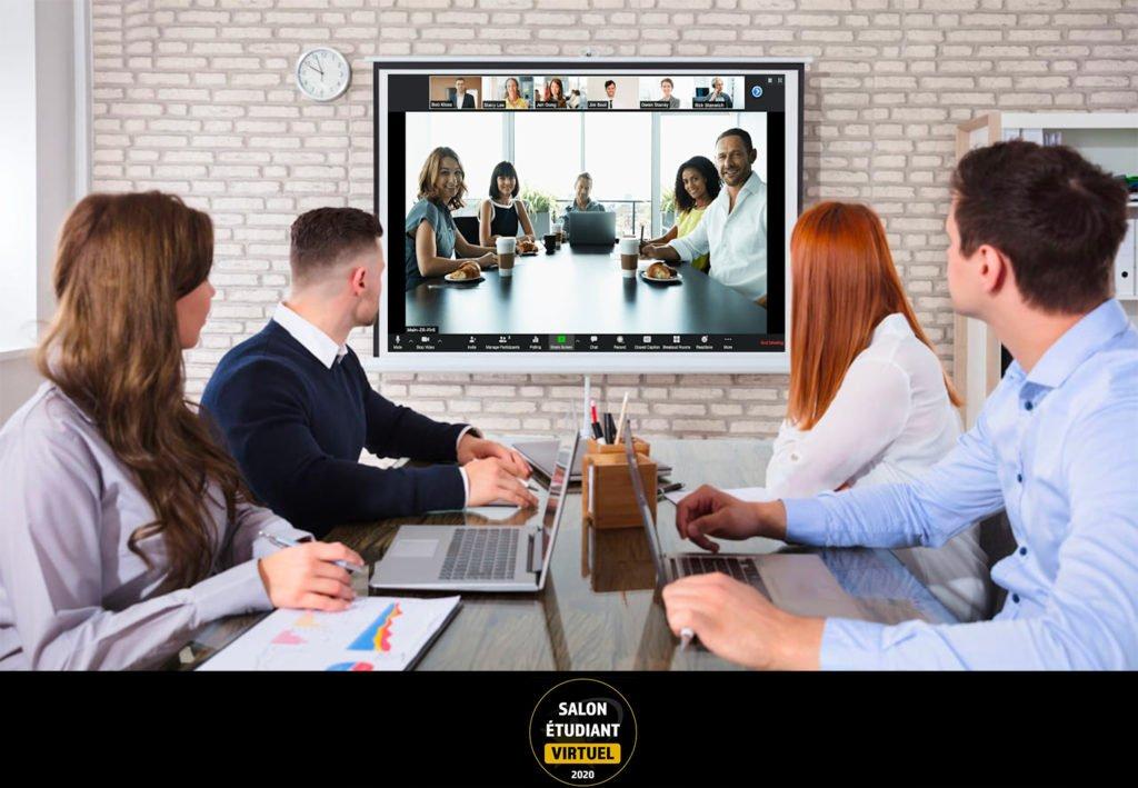 Read more about the article Rendez-vous au Salon Etudiant Virtuel, nous y serons !