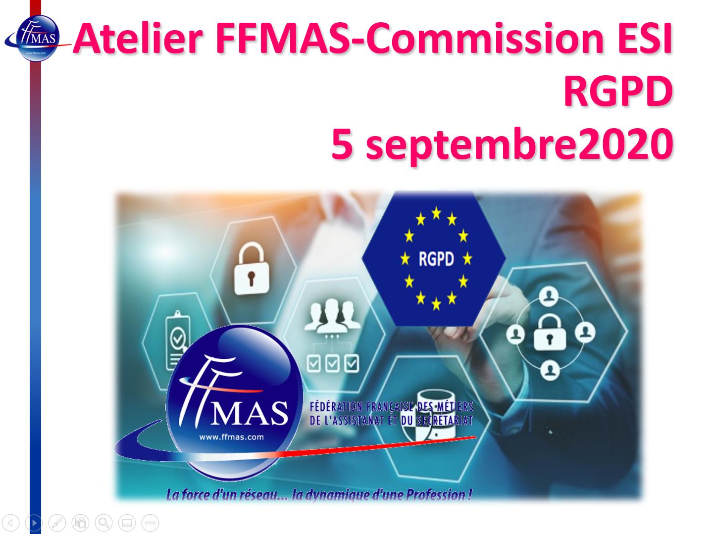 You are currently viewing Le RGPD, quels enjeux pour les secrétaires/assistant(e)s indépendant(e)s ?