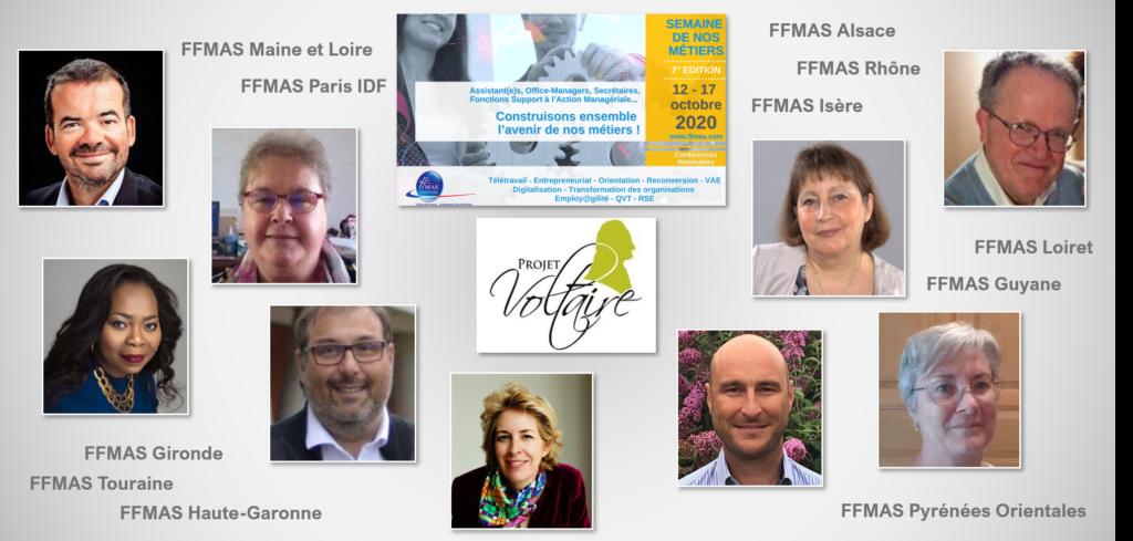 Read more about the article Programme | Semaine de nos métiers | 7ème édition