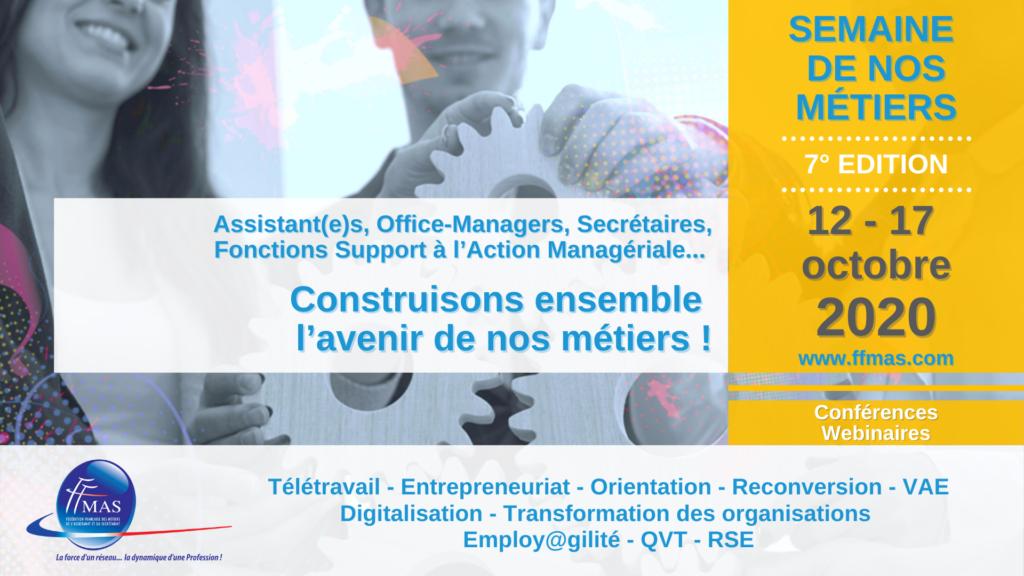 Read more about the article Semaine de nos métiers | 7ème édition