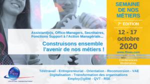 Read more about the article Semaine de nos métiers   7ème édition