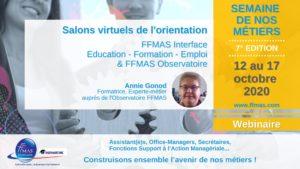 Read more about the article Salons de l'orientation de la Semaine de nos métiers