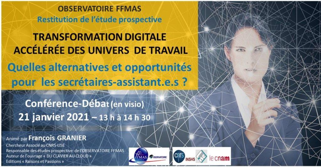 Read more about the article Transformation digitale accélérée des univers de travail
