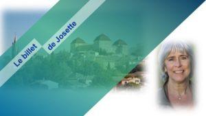 Read more about the article Le billet de Josette  Catherine Sauphar ou prendre son destin à pleines mains
