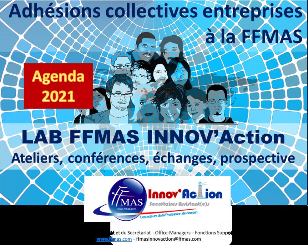 Read more about the article LAB FFMAS INNOV'Action : réseau des entreprises membres – Agenda des événements