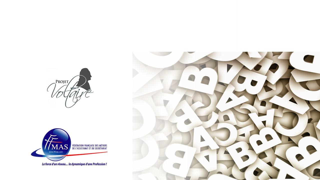 You are currently viewing La FFMAS et le Projet Voltaire engagés ensemble pour vous accompagner vers l'excellence orthographique