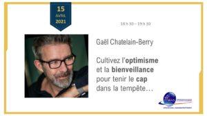 Read more about the article Cultivez l'optimisme et la bienveillance avec Gaël Chatelain-Berry…