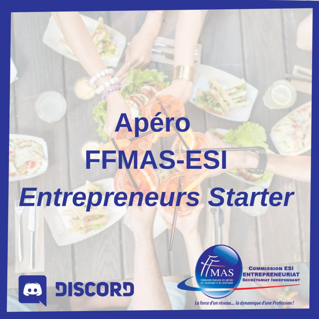 Read more about the article Apéro ESI Starter  | 8 septembre : l'apport d'affaires