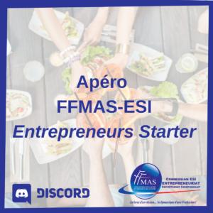 Read more about the article Apéro ESI Starter    Rdv le 4 juin 2021