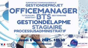 Read more about the article ASSISTANT(E)S ET OFFICE-MANAGERS : venez découvrir les BLOCS DE COMPETENCES de vos métiers !