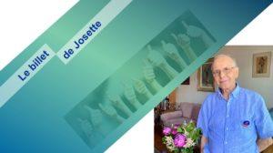 Read more about the article Le billet de Josette | Quelqu'un de bien face aux pilleurs !