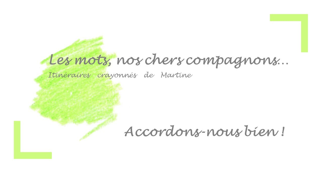 You are currently viewing Accordons-nous bien !