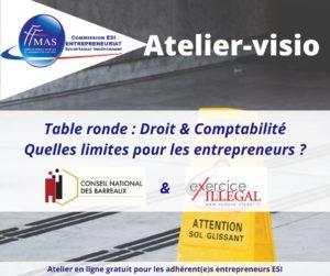 Read more about the article Droit & Comptabilité : Quelles limites pour les secrétaires/assistant.e.s entrepreneurs ?