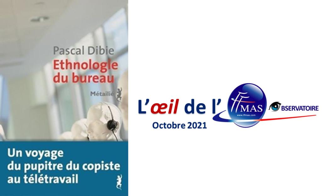 Read more about the article Ethnographie du bureau – Voyage du pupitre du copiste au télétravail – Note de lecture