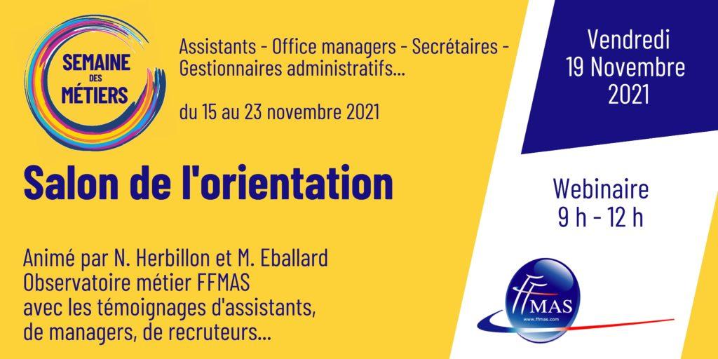 Read more about the article Salon de l'orientation